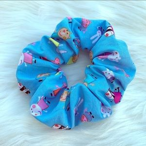 Pepp pig scrunchie